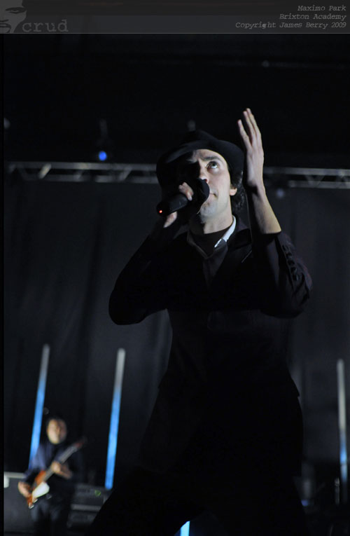 Maximo Park - click to enlarge